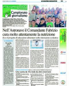 [G-MET - XIX]  GIORNO/GIORNALE/MET/61 ... 03/04/14