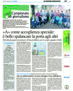 [G-MET - XXV]  GIORNO/GIORNALE/MET/61 ... 10/04/14