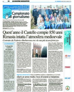 [G-LDP - XII]  GIORNO/GIORNALE/LDP/60 ... 26/03/14
