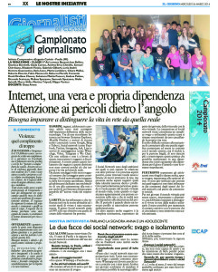 [G-MET - XX]  GIORNO/GIORNALE/MET/60 ... 26/03/14